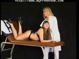 Nurse Spanking bdsm bondage slave