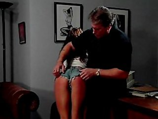 Wet T Shirt Models Spanked - Scene 1