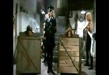 Nazi Whipping Scene
