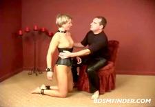 spank and flog