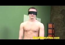 blind fold spanking - www.gayvideos4you.com