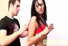 classic amateur spanking scene