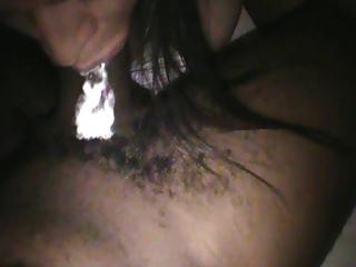 Whipped Chocolate Dick Cream Blowjob