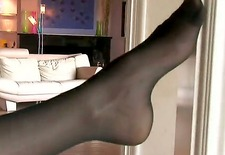 uma stone has long fingers which are more than ready for some fingering and all she has to do is spread her long legs and start flogging that clitty like never before.