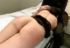 Bobbi Starr whipped in hospital