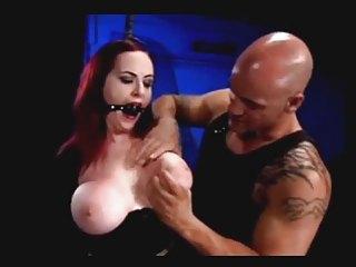 Big boobs punished