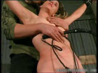 Hard core bondage and brutal punishement part5