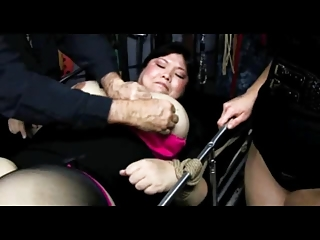 Kelly Shibaris Big Tit Punishment