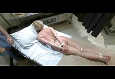 spanking in the hospital