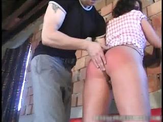 hard core fetish and brutal punishement