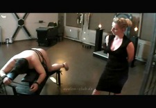 Domina&rsquo s punishment is unavoidable &ndash Part 01
