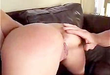 Big titty latina bitch Eva rammed!