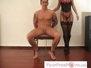Man Gets Punished For Bad Behaviour