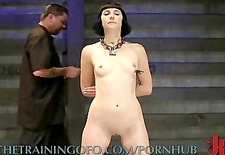 Tit Twisting Punishment