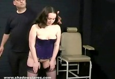 Hardcore English Caning and Submission