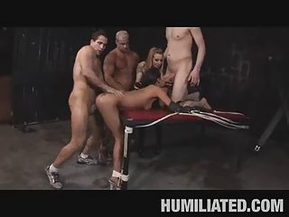 Stephanie Cane Gets Taught A Lesson