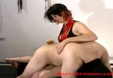 mistress widow spanking