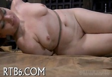 adorable gal acquires senseless caning