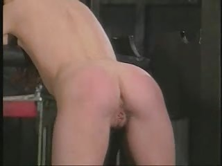 Spanked In A Stockade
