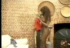the black girls caning