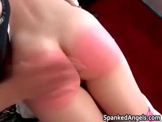 cute hot sexy body schoolgirl gets her