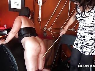 Spank that Ass &; Pierce the Tits