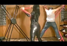 For Submissives ONLY! A Little Whipping Fun with Goddess Chanel Hardcore