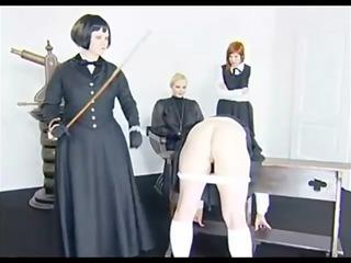 black velvet - hard spanking and whipping
