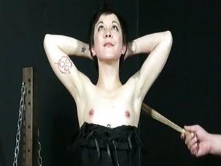Half japanese masochist mei maras spanking