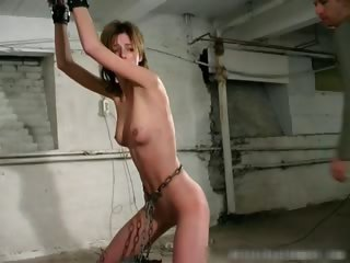 Hard core s and m and brutal punishement part2