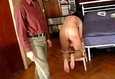 freaks of nature 146 russian home spanking bdsm bondage slave femdom domination
