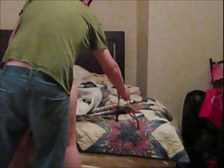 Jessica gets caned and flogged