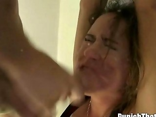 Rough Punishment Pounding for this Bitch