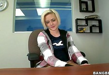 her tight teen ass is more than ready for some spanking and this is the video that you will love... her name is madison mason and she is a fine darling for sure.
