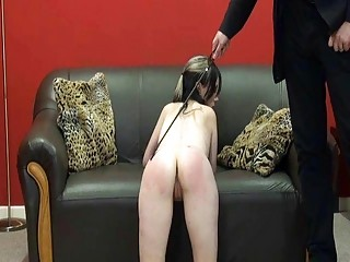 Extreme amateur spanking and whipped ass