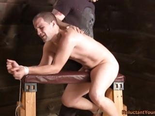 Jersey joe spanked- clip 2