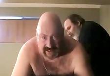 Daddy Howard - Bruin spanking