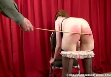 ivy&#039_s birthday caning