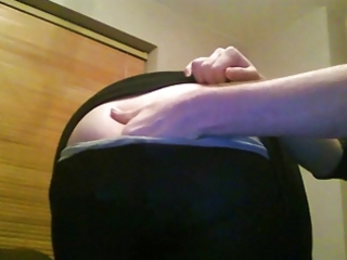 spanking and finger 2