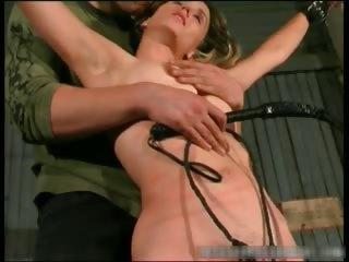 Hard core bondage and brutal punishement part5